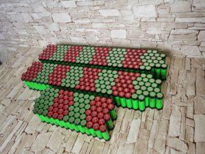 bateria do EV SPARK V2 122mm 72V 20S20P 5100Wh mgvolt rowery elektryczne
