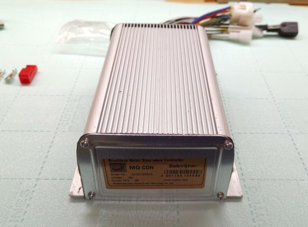 Sabvoton mini sterownik programowalny mgvolt 72045