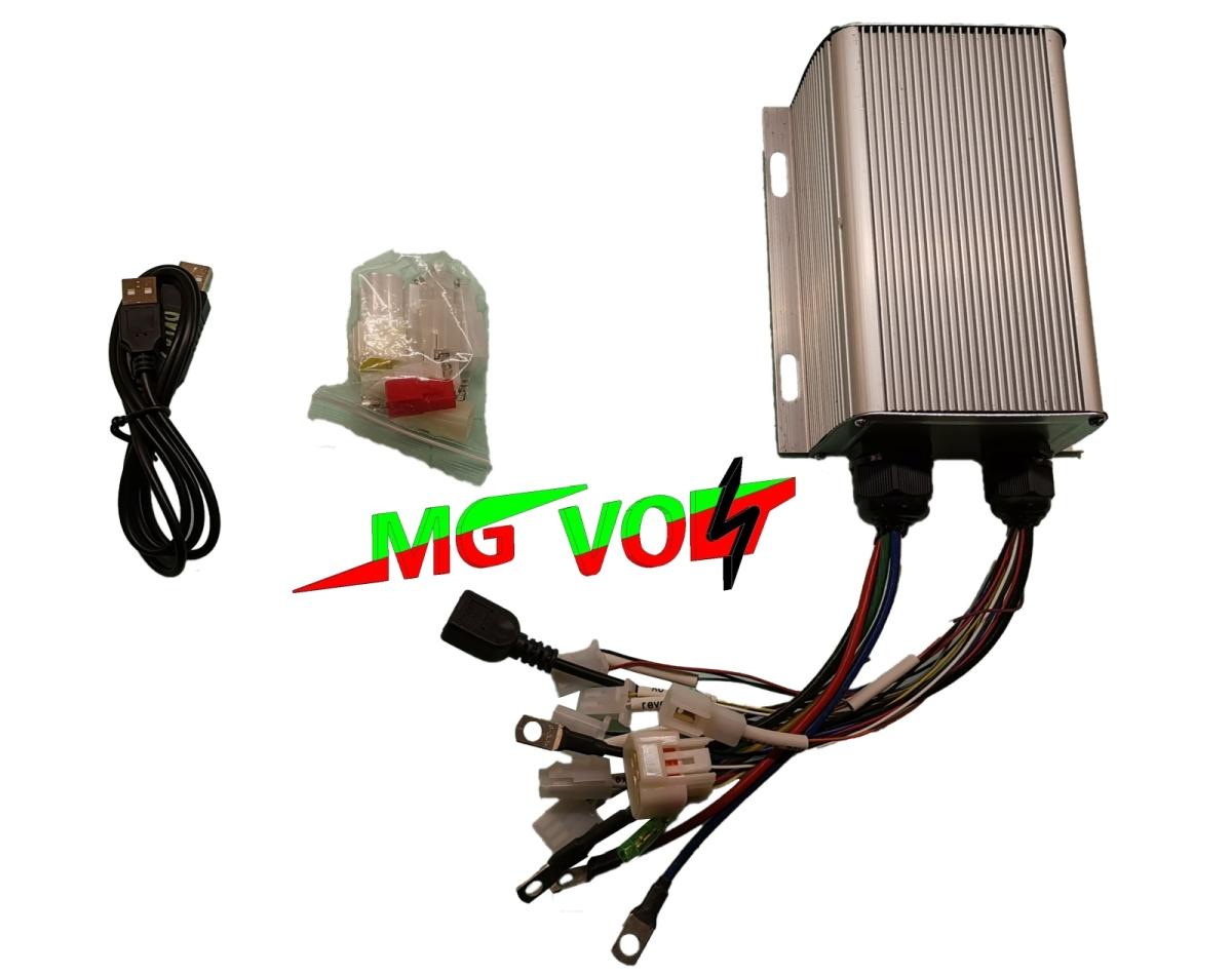 sabvoton 72045 7245 MG VOLT sterownik programowalny sabvoton mqcon kariwa spark, vector, custom, ebike, turbo, MXUS 3K turbo,