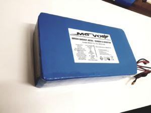 akumulator kugoo g-booster 48V 38Ah 13S11P sanyo NCR18650GA