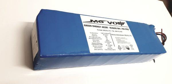 akumulator do hulajnogi kugoo m4 m4pro m4 pro 48V 28Ah nowe ogniwa sanyo NCR18650GA
