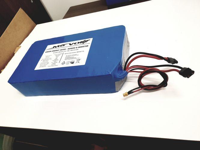 akumulator kugoo g-booster gbooster
