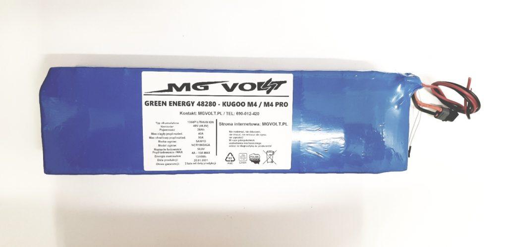 bateria kugoo m4 / m4 pro 48V 28Ah 1344Wh